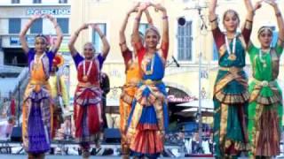 vuclip Spectacle musical et danse Indienne Indou India Alarippu