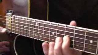 Pat Enz plays: TOO LATE NOW - Chord Melody Workout and Solo