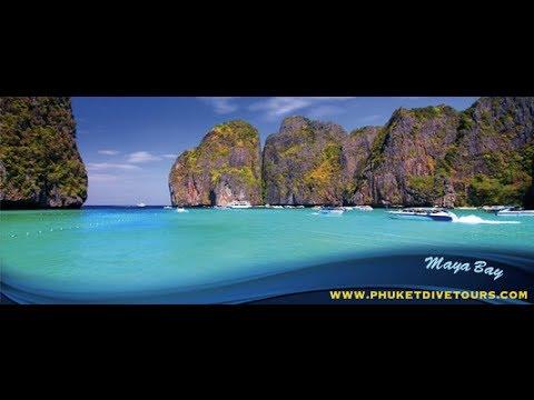 Phi Phi Island Snorkeling Phuket speedboat to Maya Bay (2,000THB)