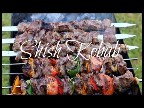 Persian Shish Kebab Recipe _ How to make Shish kebab Persian Style