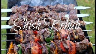 Persian Shish Kebab Recipe _ Chenje kabab Persian Style