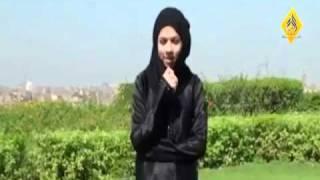 دميانة ( منى ) عبد الله شنودة تشهر إسلامها