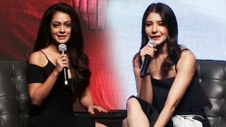 Anushka Sharma Launches YRF New Talent - Anya Singh | Full HD Video