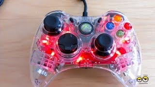 PDP AFTERGLOW AX.1 Xbox 360 Controller Review