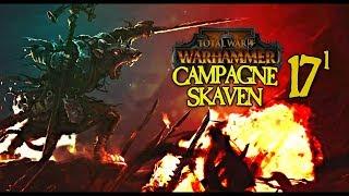 Campagne Skaven RP - Ép. 17 - 1/2 - La chute de Kroq-Gar - Total War : WARHAMMER 2 [FR]