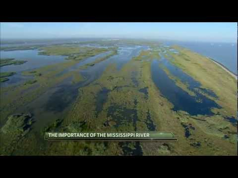 The Importance of the Mississippi River