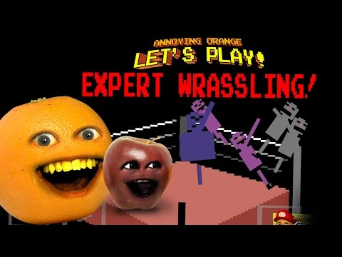 expert wrassling 2 player y8