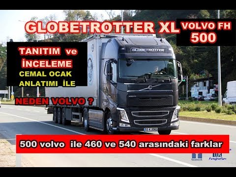 VOLVO FH4 / GLOBETROTTER XL 500 / PROMOTION AND REVIEW /