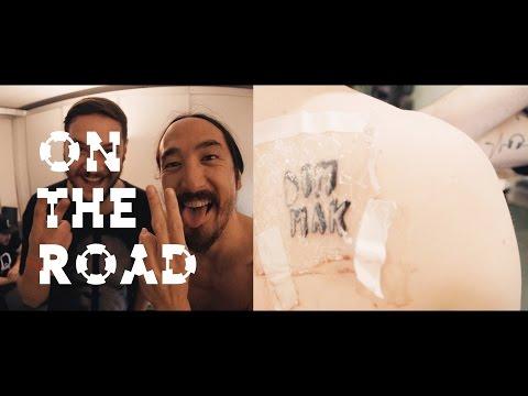 New Dim Mak Tattoo? - On the Road w/ Steve Aoki Thumbnail image