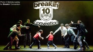 Soul Mavericks ft BGirl Terra & Eddie: The Maverick at Breakin' Convention 2013 [FULL version]