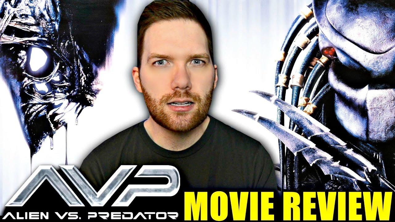 AVP: Alien vs. Predator - Movie Review - YouTube