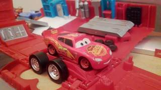 Mattel Cars Story Sets Mack hauler review