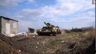 Реальные кадры боев на Донбассе Война на Украине