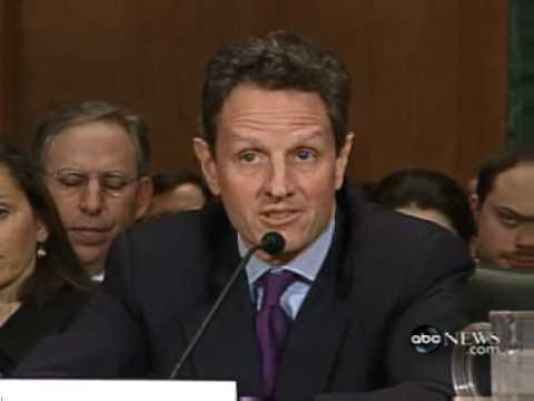 Tim Geithner- I Used TurboTax!