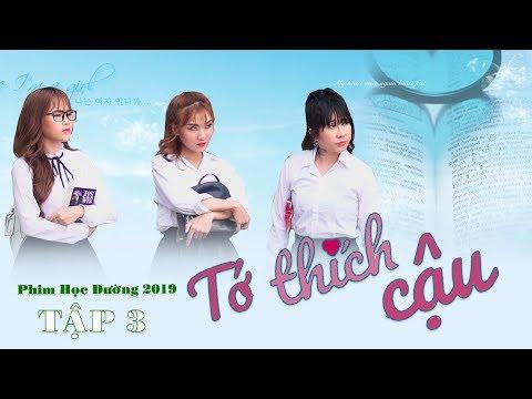 TỚ THÍCH CẬU Tập 3 | TUẤN ANH TỎ TÌNH VỚI LAN NGỌC | Phim Học Đường Tình Yêu 2019 | NewMua TV