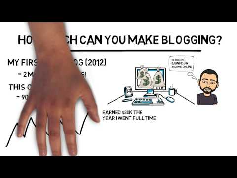 How Much Can You Make Blogging? (No B.S.)