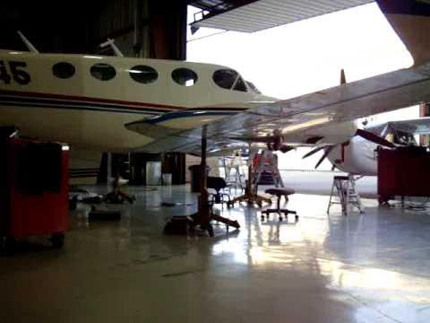 Cessna 340A Gear Retraction Test