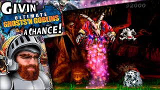 Givin' Games a Chance: Ultimate Ghosts 'n Goblins