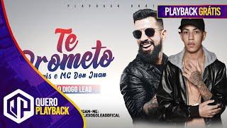 Baixar Dennis & MC Don Juan - Te Prometo (PLAYBACK VERSAO DIOGO LEAO)