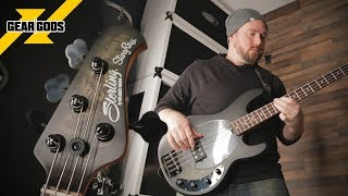 All The Feel For Half The Price? STERLING BY MUSIC MAN StingRay RAY34 Bass Review | GEAR GODS