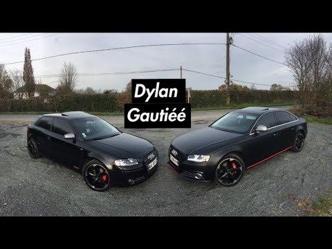 Audi Noir Mat S4 A3 A8