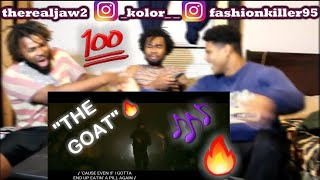 """THE GOAT"" AKA Eminem - Lucky You ft. Joyner Lucas (REACTION!!)"