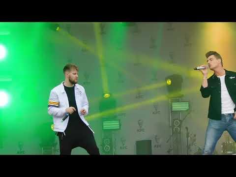 KFC BATTLE в Сокольниках 13.07.2019 - Алексей Воробьев - Самая Красивая