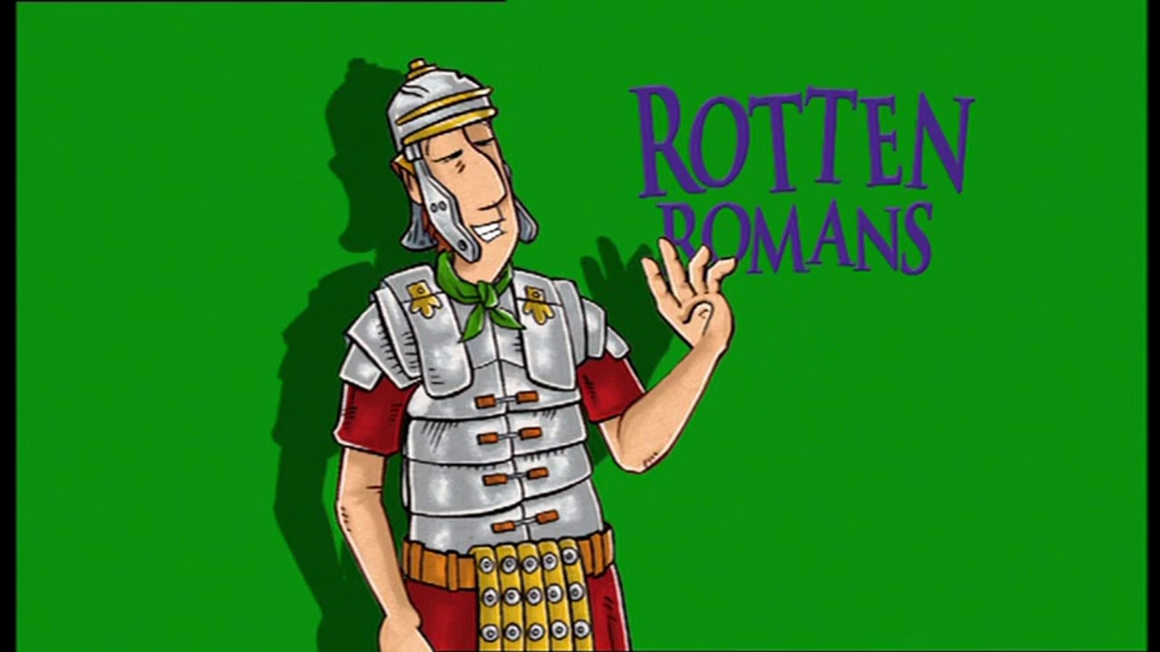 Image result for rotten Romans