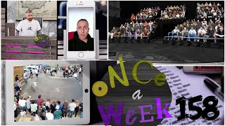 Once a Week 158 Skateboarding NEWS Noticias