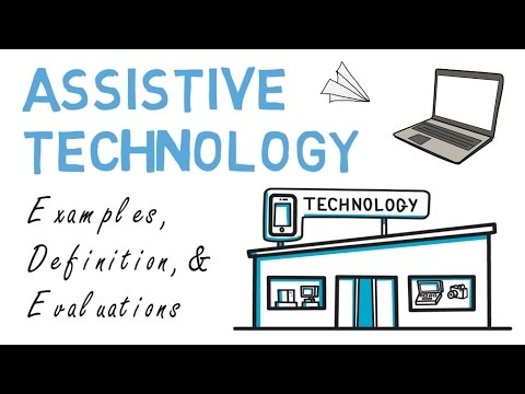Assistive Technology Examples, Definition, and Evaluation - YouTube