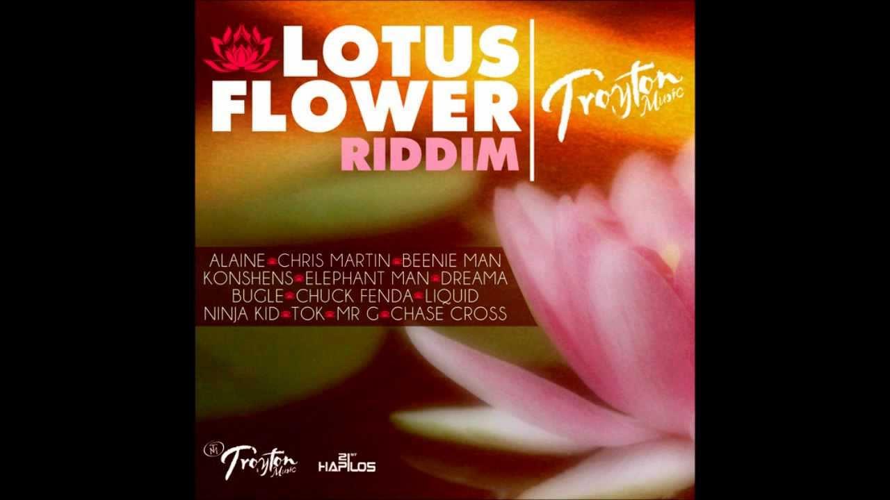 Lotus Flower Riddim Instrumental Troyton Music July 2012