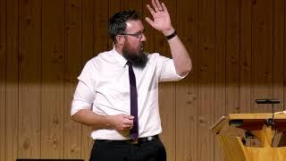 Vinsons Thanksgiving and Farewell Sermon