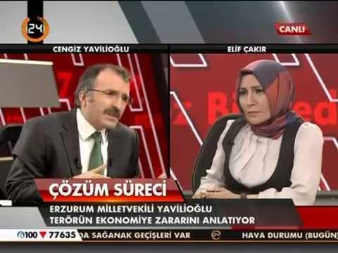 Erzurum Milletvekili Dr.Cengiz Yavilioğlu 1960 Darbesini 24 TV' de 'Söz Bitmeden' Prog değerlendirdi