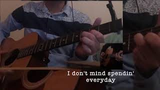 She Will Be Loved Instrumental (w/ Lyrics) -Maroon 5