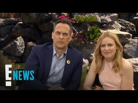 Todd Stashwick & Amanda Schull Talk