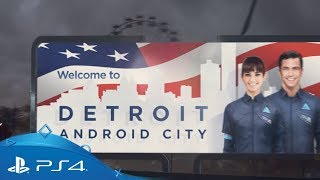 Detroit: Become Human   A Tale of Two Cities   PS4