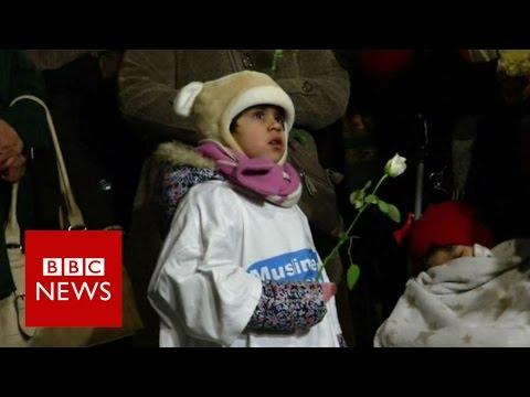 Berlin's Muslims 'love Germany' - BBC News