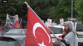Թուրքական հակացույցեր Վաշինգտոնում