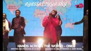 (ayessabouya) Fally Ipupa, et  R.Kelly, 2Face, Alikiba