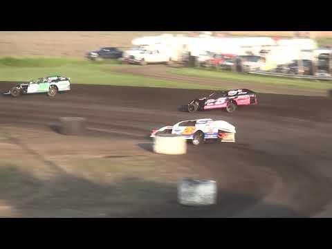 IMCA Modified Heat 2 Benton County Speedway 6/2/19