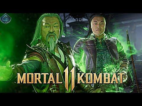 Mortal Kombat 11 Online - INSANE 55% SHANG TSUNG COMBO!