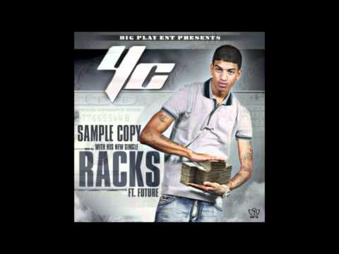 YC (Yung Chris) - Racks (Instrumental with Hook)