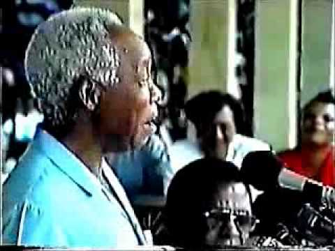 Julius Nyerere's Speech on Workers Day 1995 Part 1 of 7