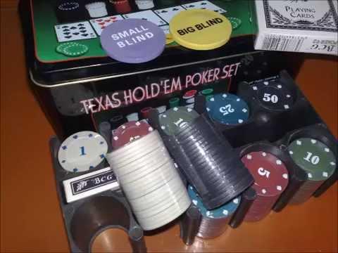 Видео Купить покерный набор в баку