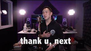 Download Ariana Grande - Thank U, Next | Jason Chen Cover Mp3