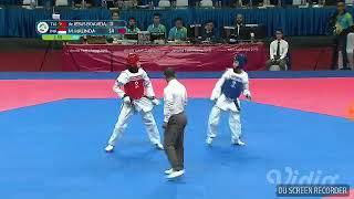 Download Video Taekwondo Indonesia vs Timor Leste Asian Games 2018 MP3 3GP MP4