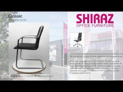 365º view | Classic vergaderstoel | Shiraz Office Furniture
