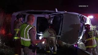 San Diego: Hwy 94 Crash  07142019