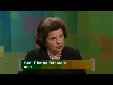 This Week: Interview with Senator Dianne Feinstein