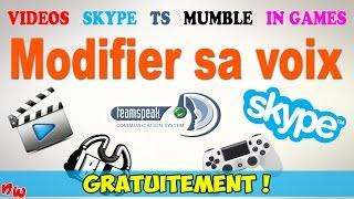 [Tuto] Modifier sa voix : Vidéo / Skype / TS / Mumble ... Gratuitement !